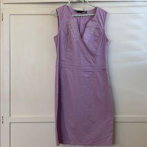 Love Moschino Lavender spring dress